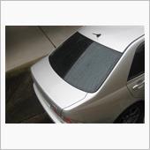 雨の日は洗車