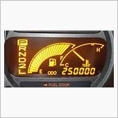 25万キロ