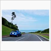 【2020.6】ヴィッツと大竹海岸【風景と愛車写真】