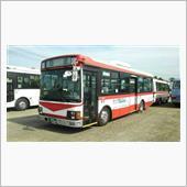ミヤコーバス築館営業所のエルガ・ミオ 583号車と655号車