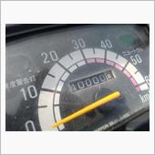走行距離40,000km