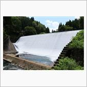 2020/8/8~9 小国~竹田方面にドライブ 白水ダム