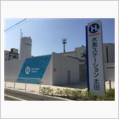 イワタニ水素ステーション和歌山太田