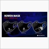 ROWENオリジナルマスク3種類を発売中です♪