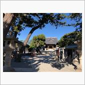 神奈川の絶景/森戸神社から