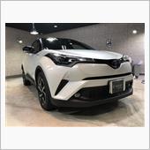 TNGAという開発方針で作られた車 トヨタC-HRのガラスコーティング【リボルト高崎】
