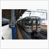 飯田線全線完乗の旅-その2 (2021/01/01)