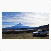 アテンザと富士山/2021