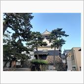 岡崎城へ  備忘録として 2020.10.24