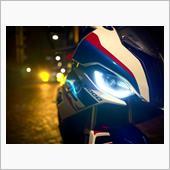 イタリア街にて BMW S1000RR