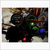CD125Tメーター事情