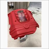 エンジンカバー結晶塗装