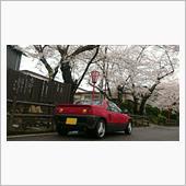 2021年4月14日 岳温泉 桜坂
