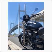大黒ふ頭からの横浜ベイブリッジ