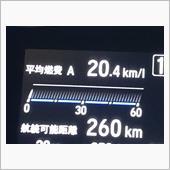 燃費記録更新