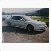 ECR33スカイライン GTS25tタイプG ③