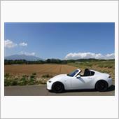 八ヶ岳南麓をドライブ