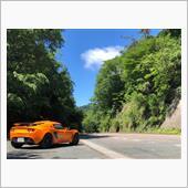 梅雨時期の束の間の晴天ドライブ