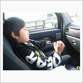 ハチロク AE86 孫を連れ昭和の車に乗る