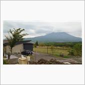 富士山と…