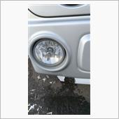 DIY 嫁車のラパンSS フロントバンパー修復✨