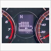 末広がりゾロ目、88,888km無事ゲット‼️