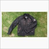 夏用プロテクター付きジャケット