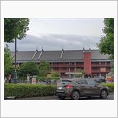本牧に用事があったので凄い久しぶりにDS4でちよと横浜赤レンガ倉庫ヘ寄り道