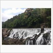 某県のナイアガラの滝