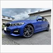 代車生活~BMW 320i touring M Sport