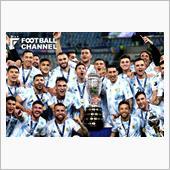 Messi, Messi, メッシ !!! COPA2021