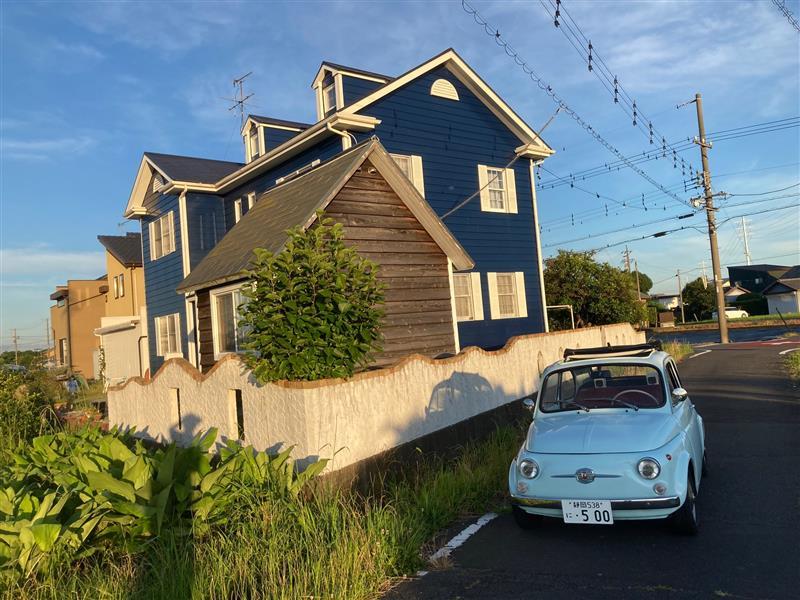 静岡県はまだ梅雨明けしないけど、<br /> 昼間は暑くて、暑くて・・<br /> <br /> そんなわけで、エアコンなしの車は<br /> 朝早く起きて涼しいうちにドライブ<br /> (5時起きです(^^;)