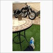 バイク飲み