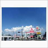 background-attachment:fixed; かつや カツ丼 とん汁 豚汁 暑い 真夏日