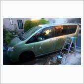 20210722 何と二か月ぶりの洗車で。