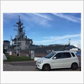 2021-7-22 護衛艦とコラボ