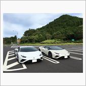 Uracan EVO RWD coupeとツーリングオフ