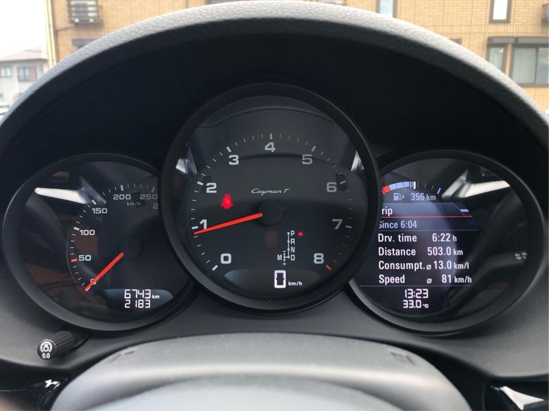 本日の走行実績<br /> 制限時間もあり、退屈な圏央道がメインでした。<br /> 往復の高速代は12000円と高くつきましたが、これにて東日本エリアがコンプリートです!