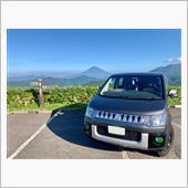 夏の大観山から富士山🗻