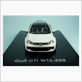 ゴルフGTI W12-650