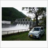 【2021.09.09】秋葉ダムに行ってきた