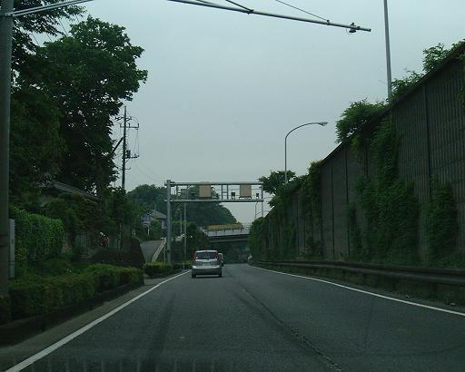 埼玉県 国道122号 下り オービス・マップ