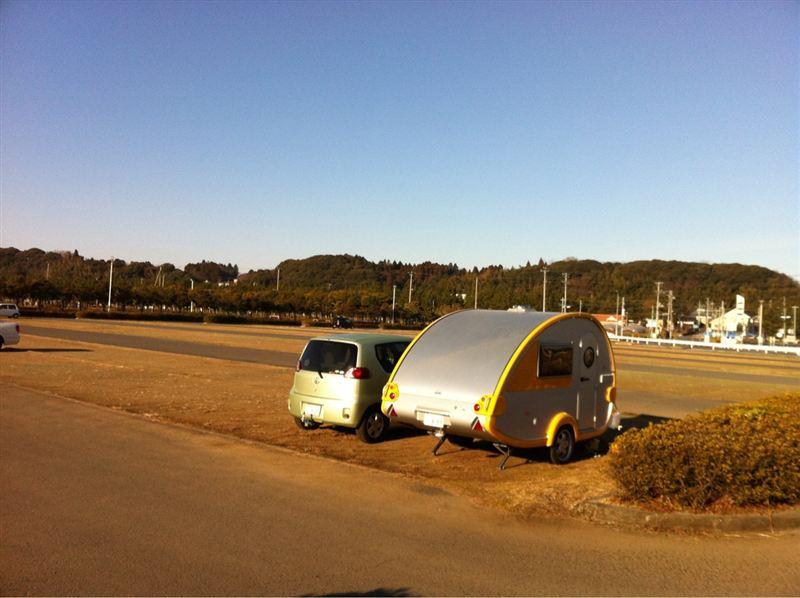 大洗 サン ビーチ 駐 車場