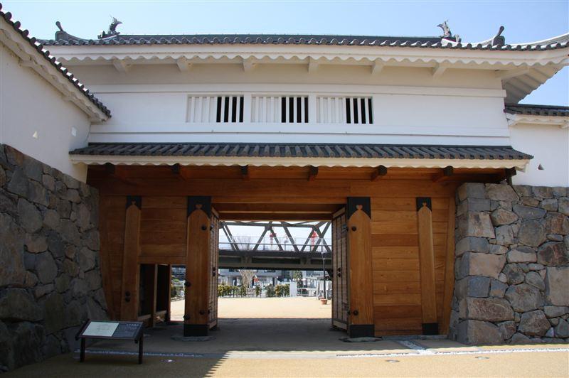 山手渡櫓門 | おすすめスポット ...