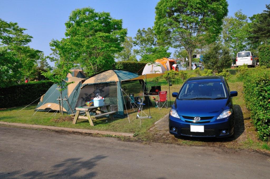 公園 キャンプ 農業 オート 場 大分 文化