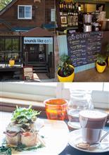 sounds like cafe(サウンズ・ライク・カフェ) 白馬の麓、小洒落たカフェで美味しい珈琲と朝食を