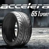 ACCELERA 651 SPORTS 265/30R19