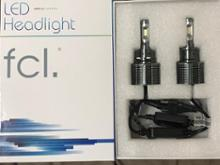 C4 カクタスfcl. fcl. ファンレス LED ヘッドライト フォグランプ (H4 H7 H8 H11 H16 HIR2 HB3 HB4)の単体画像