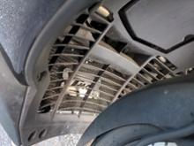 T-MAX530ノーブランド ラジエーターグリルの全体画像