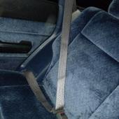 スバル純正 後席3点式シートベルト